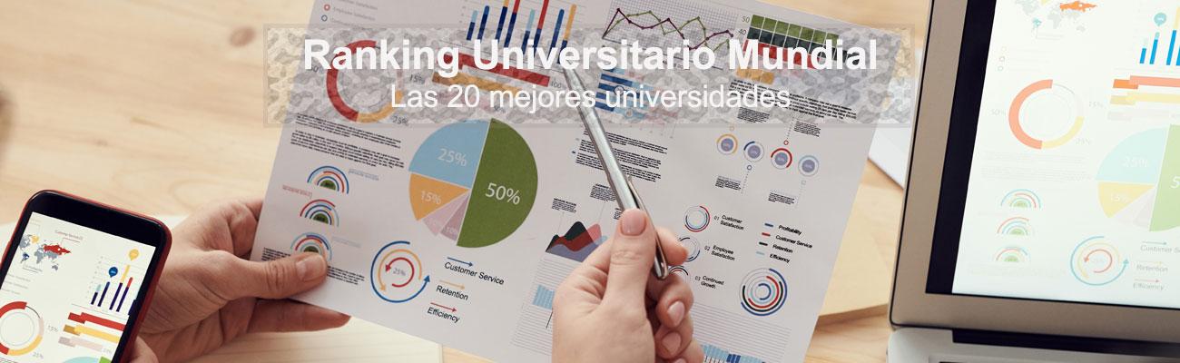 Las 20 Universidades del Mundo, mejor calificadas del 2020