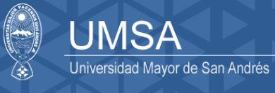 Universidad Mayor de San Andrés - UMSA