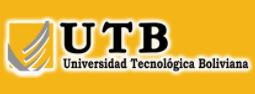 Universidad Tecnológica Boliviana - UTB